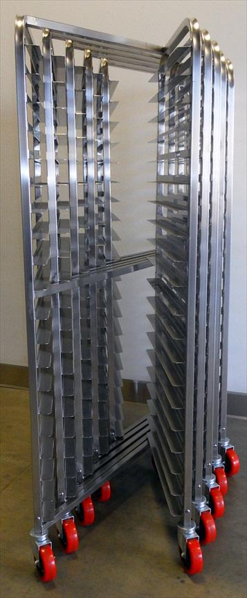 Stainless Steel Slide Nesting Rack Ela Enterprises